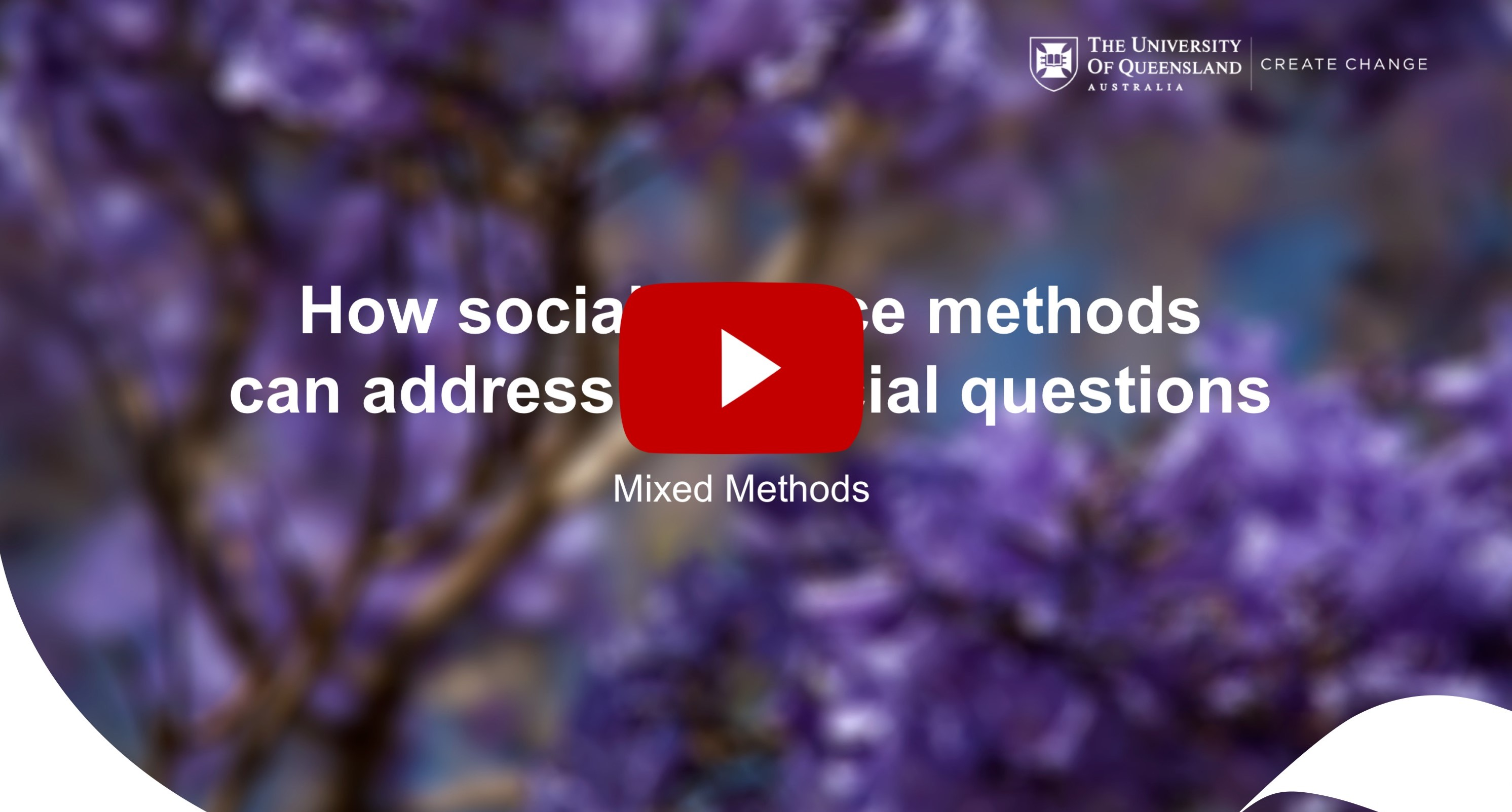mixed methods video
