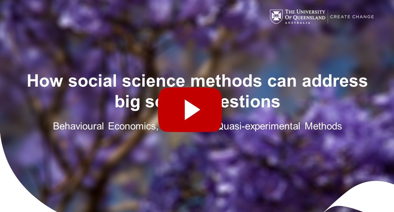 Behavioural Economics video