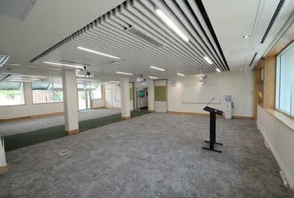 Open plan event space