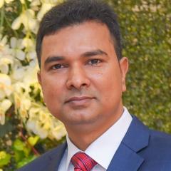 Dr K Shahunja
